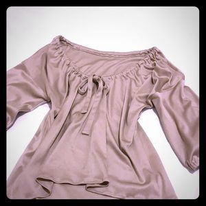 Tops - Champagne blouse